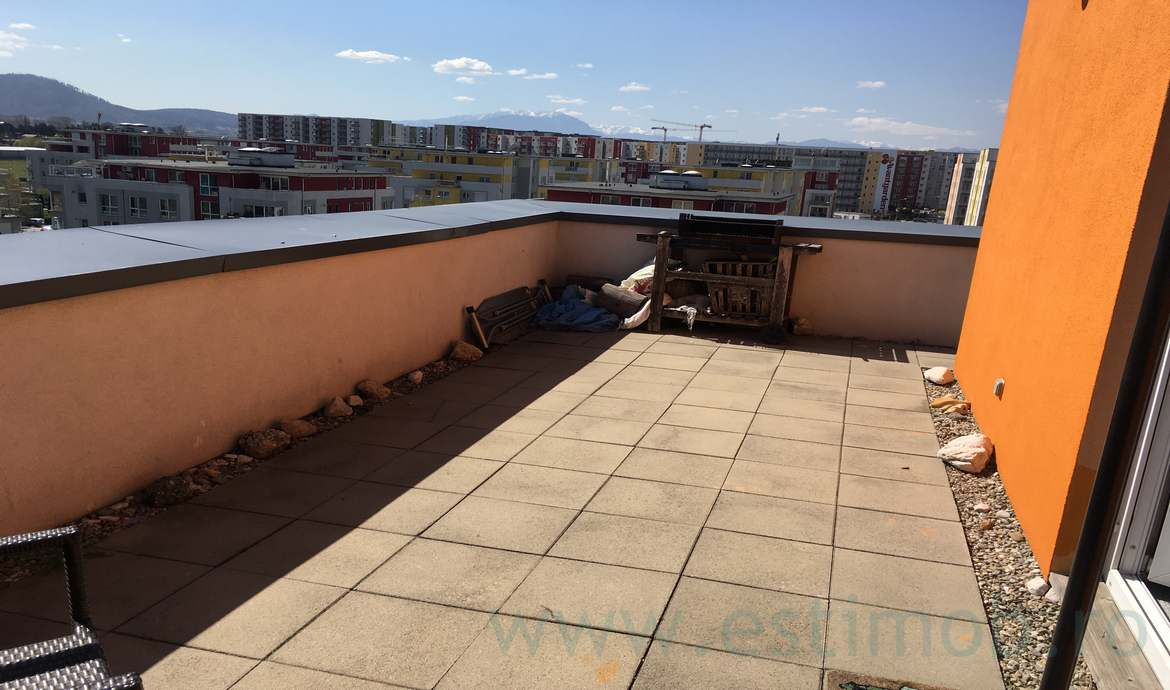 Apartament 3 Camere Avantgarden terasa 30mp