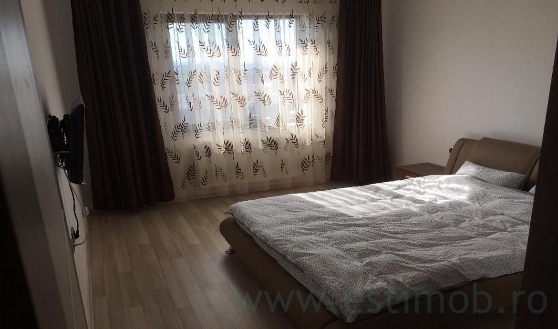 Apartament 2 camere Isaran mobilat