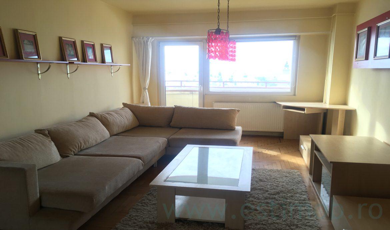 Inchiriere Apartament 2 Camere semidecomandat mobilat complet