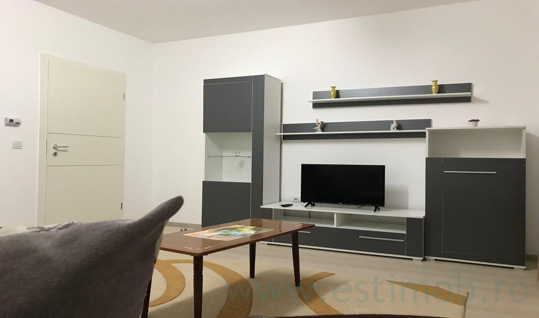 Apartament 2 camere Avantgarden mobilat