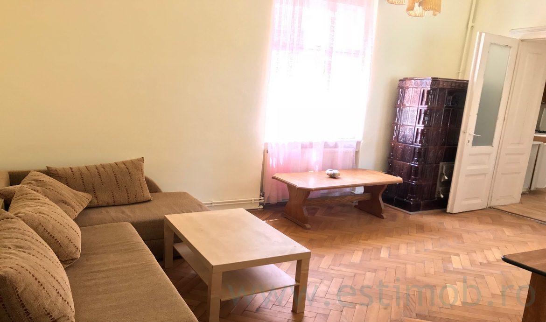 Apartament 2 camere Centrul Istoric zona Republicii