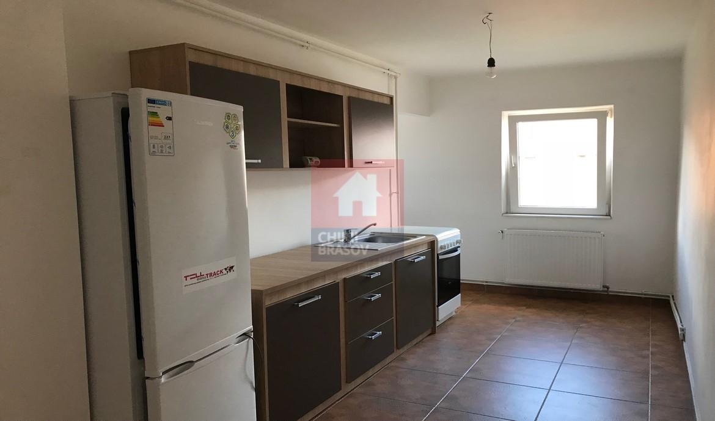 Apartament 2 camere semimobilat