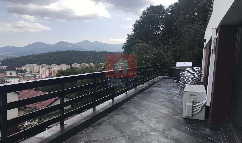 Apartament de inchiriat 3 camere bloc nou Racadau Brasov