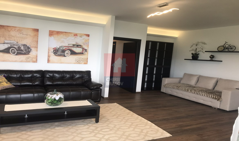 Apartament 3 camere de inchiriat Seasons Residence Brasov