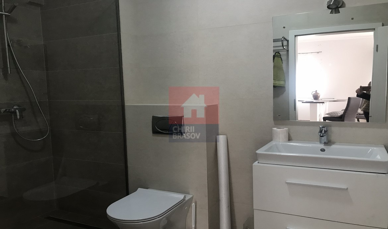 Apartament 2 camere de inchiriat bloc nou, Centrul Istoric Brasov